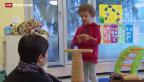 Video «Krippengutscheine: Luzern geht neue Wege» abspielen
