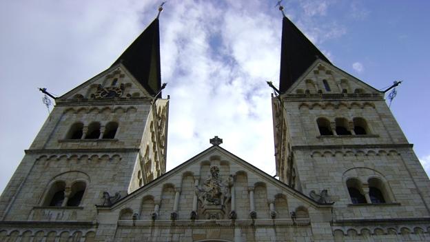 Glockengeläut der Stadtpfarrkirche St. Martin in Olten