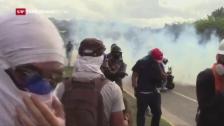 Video «Madura will die Verfassung reformieren» abspielen