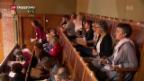 Video «Ständerat: Ja zu Lohnanalysen» abspielen