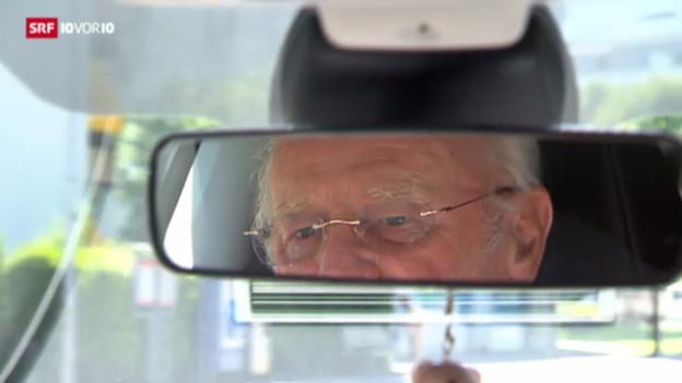 Video «Senioren-Fahrtests: Rigide Methoden im Kanton St. Gallen» abspielen