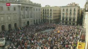 Video «Das katalanische Referendum und seine Folgen» abspielen