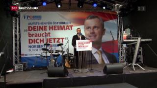 Video «Erklärungen zum Rechtsrutsch in Österreich» abspielen