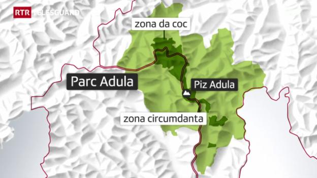 Laschar ir video «Ils responsabels dal Parc Adula reageschan sin ina pretensiun da la Pro Natura»