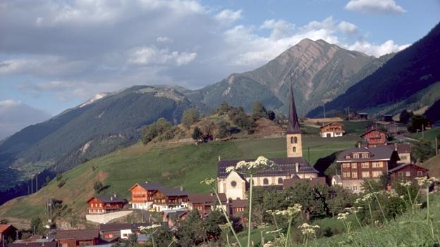 Glockengeläut der Kirche St. Peter, Grengiols