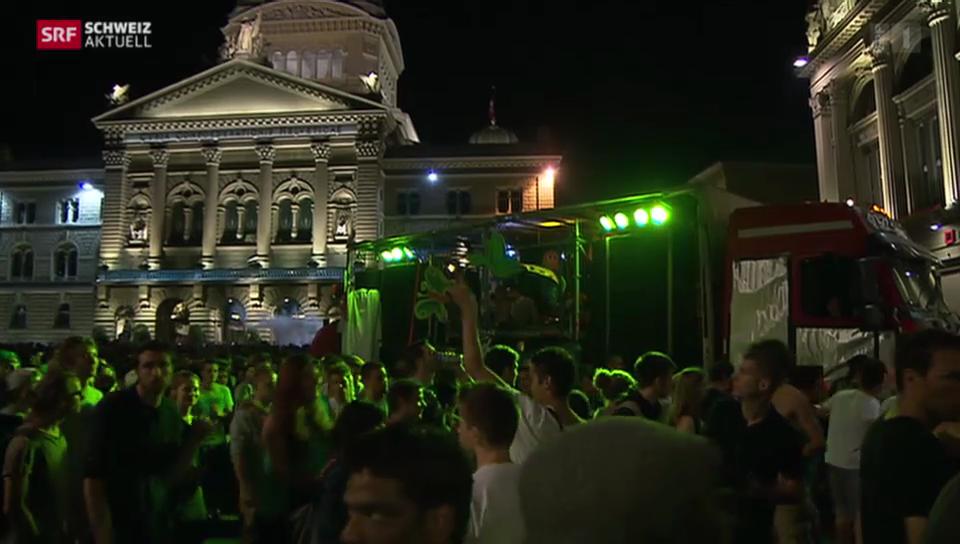 Stadt Bern übt Spagat zwischen Nachtleben und Ruhe