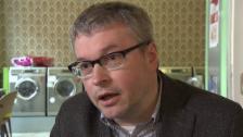 Video «Peter Burschel zu Waschmittelwerbung» abspielen