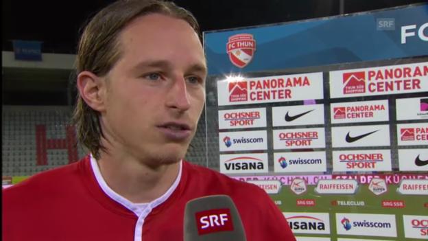 Video «Interview mit Luca Zuffi» abspielen