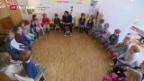 Video «Kindergarten mit Deville» abspielen