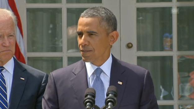Video «Obamas komplette Rede zu Syrien (Originalton)» abspielen
