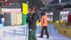 Video «So geht Skifahren in Südkorea» abspielen