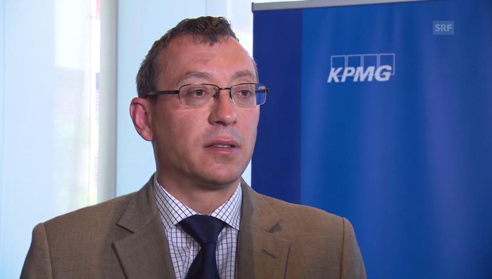Philippe Fleury zur Wirtschaftskriminalität in der Schweiz