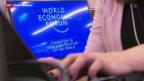 Video «WEF debattiert über vierte industrielle Revolution» abspielen