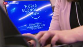 Video «WEF debattiert über vierte Revolution» abspielen