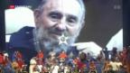Video «Fidel Castro ist tot» abspielen