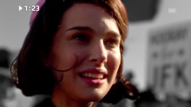 Video «Filmstart diese Woche: «Jackie»» abspielen