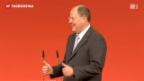 Video «Peer Steinbrück ist Kanzler-Kandidat» abspielen