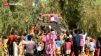 Video «Menschenrechtsverletzungen in Mali» abspielen