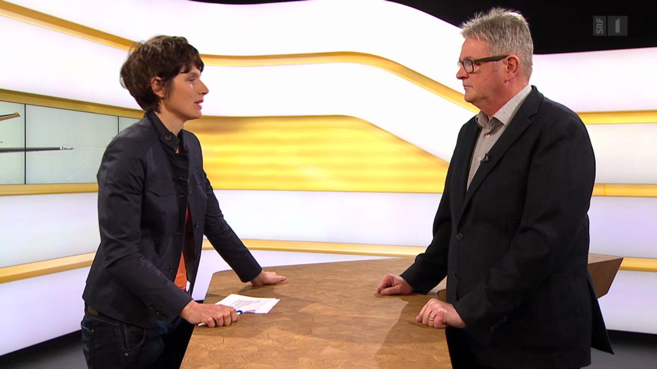 Studiogespräch mit Ruedi Ursenbacher von der Fairsicherungsberatung AG