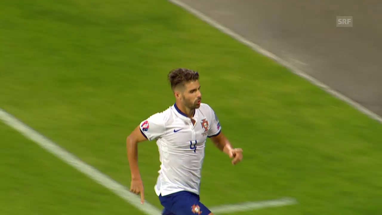 Fussball: ZF Albanien-Portugal
