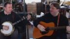 Video «Ein musikalischer Besuch bei den Krüger Brothers in der Schweiz» abspielen