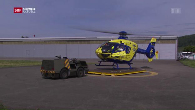 Video «Ausbau Luftrettung» abspielen