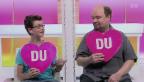 Video «Zweikampf im Harmonietest» abspielen