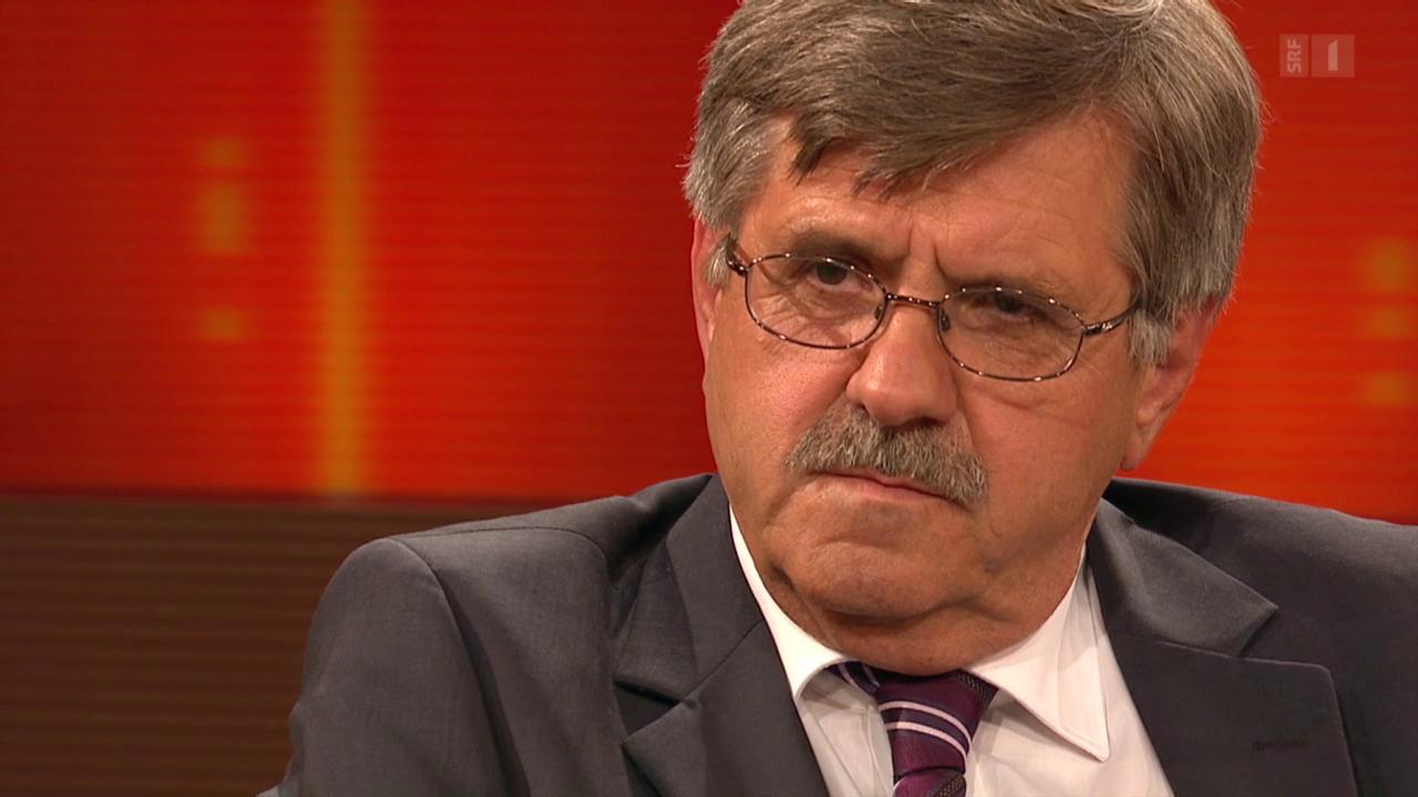 Edouard Gnesa , Sonderbotschafter für internationale Migrationszusammenarbeit EDA