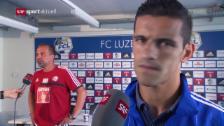Video «Transfer-Coup: Luzern holt Costa» abspielen