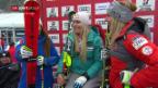Video «Vonn gewinnt Olympia-Hauptprobe» abspielen