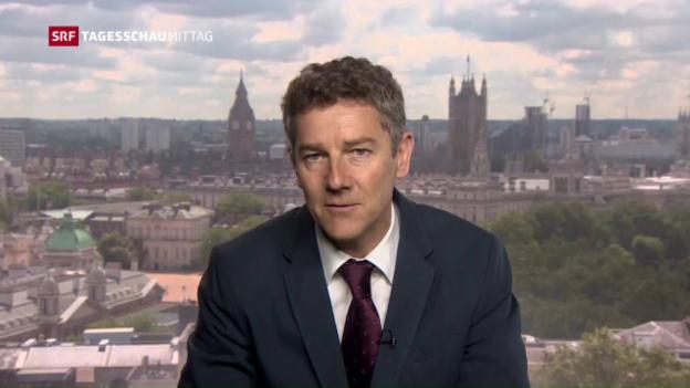 Video «SRF-Korrespondent Balzli: «Johnson ist keine schlechte Wahl»» abspielen