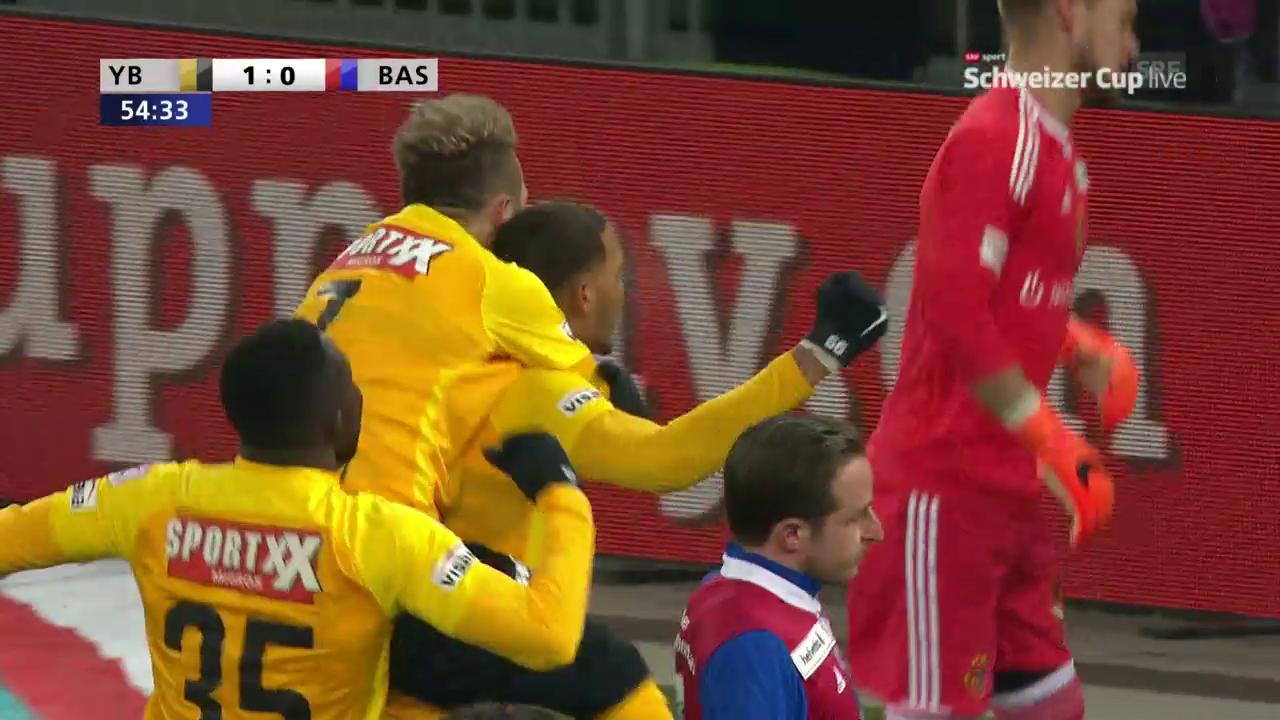 Der Penalty-Treffer von Hoarau