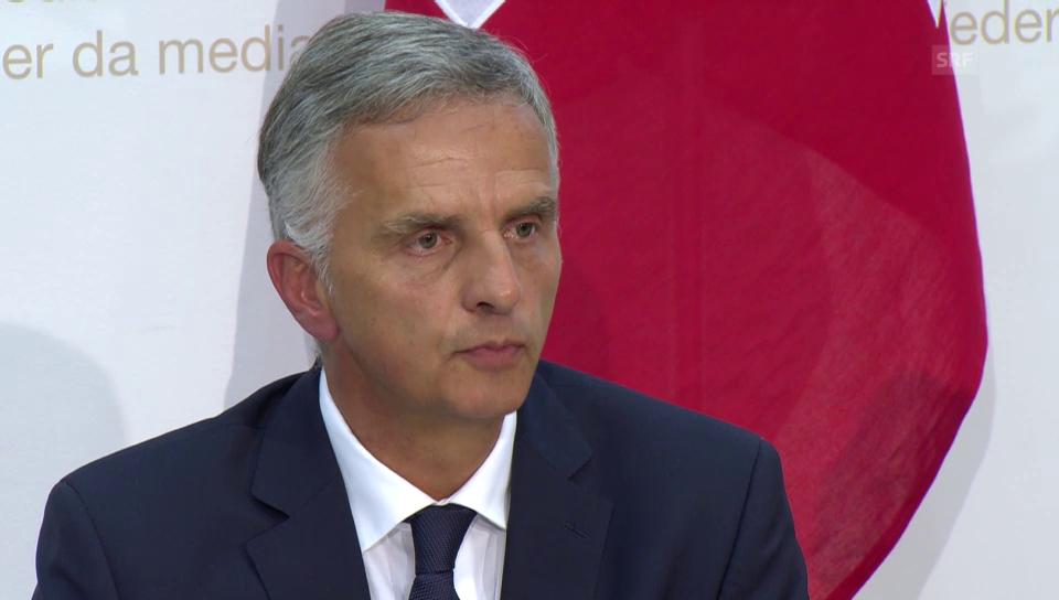 Humanitäre Hilfe wird um 70 Millionen Franken aufgestockt
