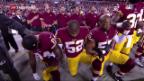 Video «Trump setzt Hymnenstreit mit der NFL fort» abspielen