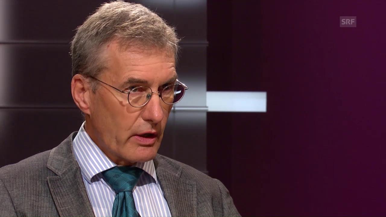 Peter Ruch: «Fehlentscheide kann es geben.»