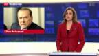 Video «Berlusconi in Berufungsprozess zu vier Jahren Haft verurteilt» abspielen