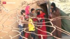 Video «Neue Flüchtlingswelle vor möglichem Militärschlag» abspielen