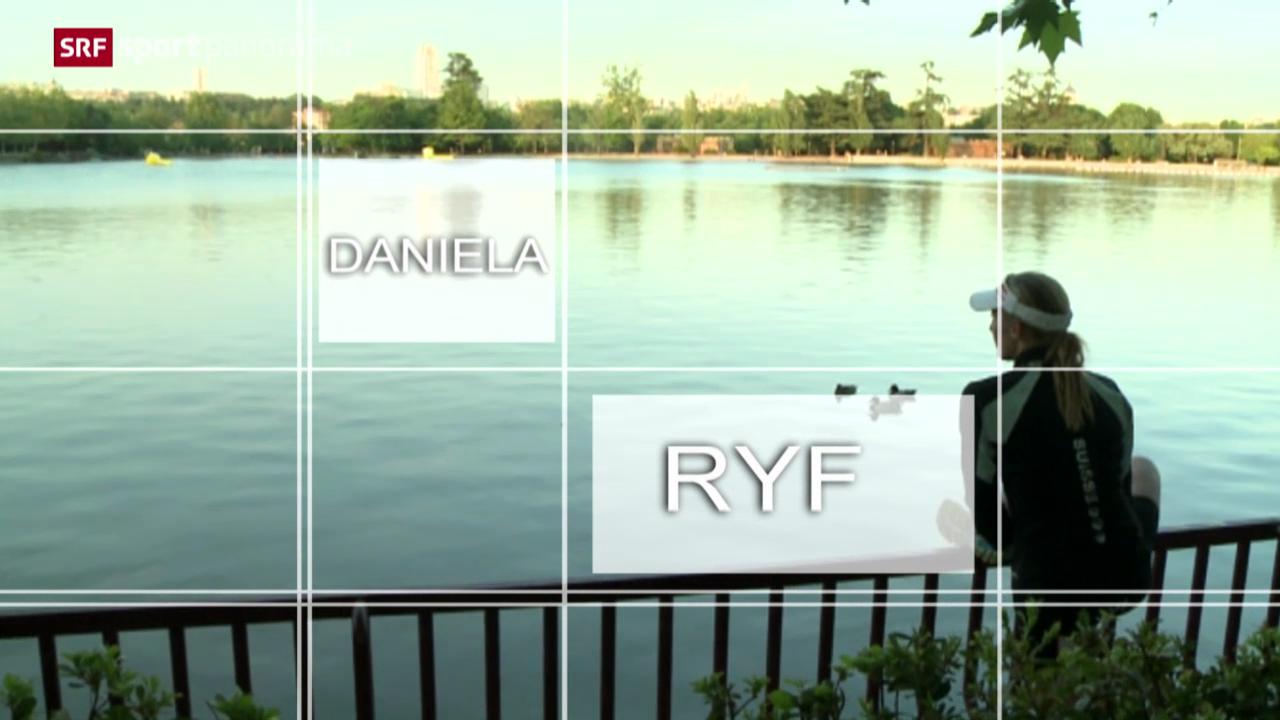 Wichtige Stationen in der Karriere von Daniela Ryf