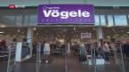 Video «FOKUS: Stellenabbau bei Modekonzern Vögele» abspielen