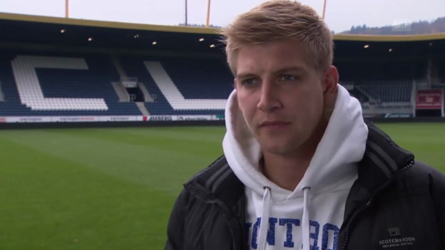 Video «Interview mit Florian Stahel» abspielen