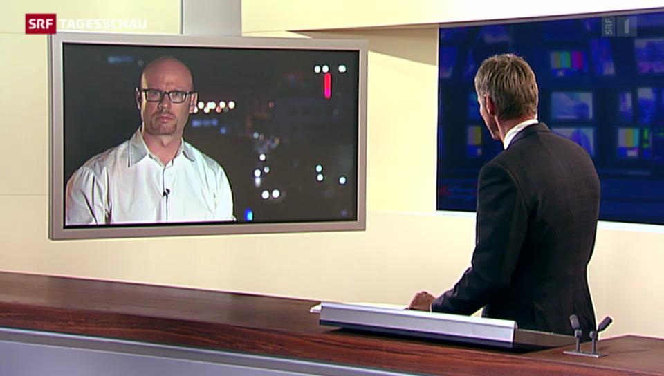 Einschätzung SRF-Korrespondent Pascal Weber