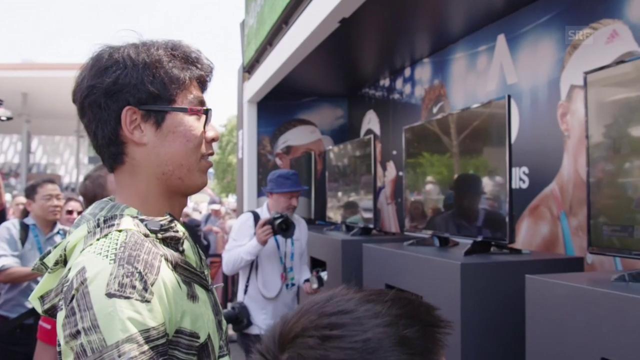 «Wenn er Federer schlägt, explodiert Korea!»