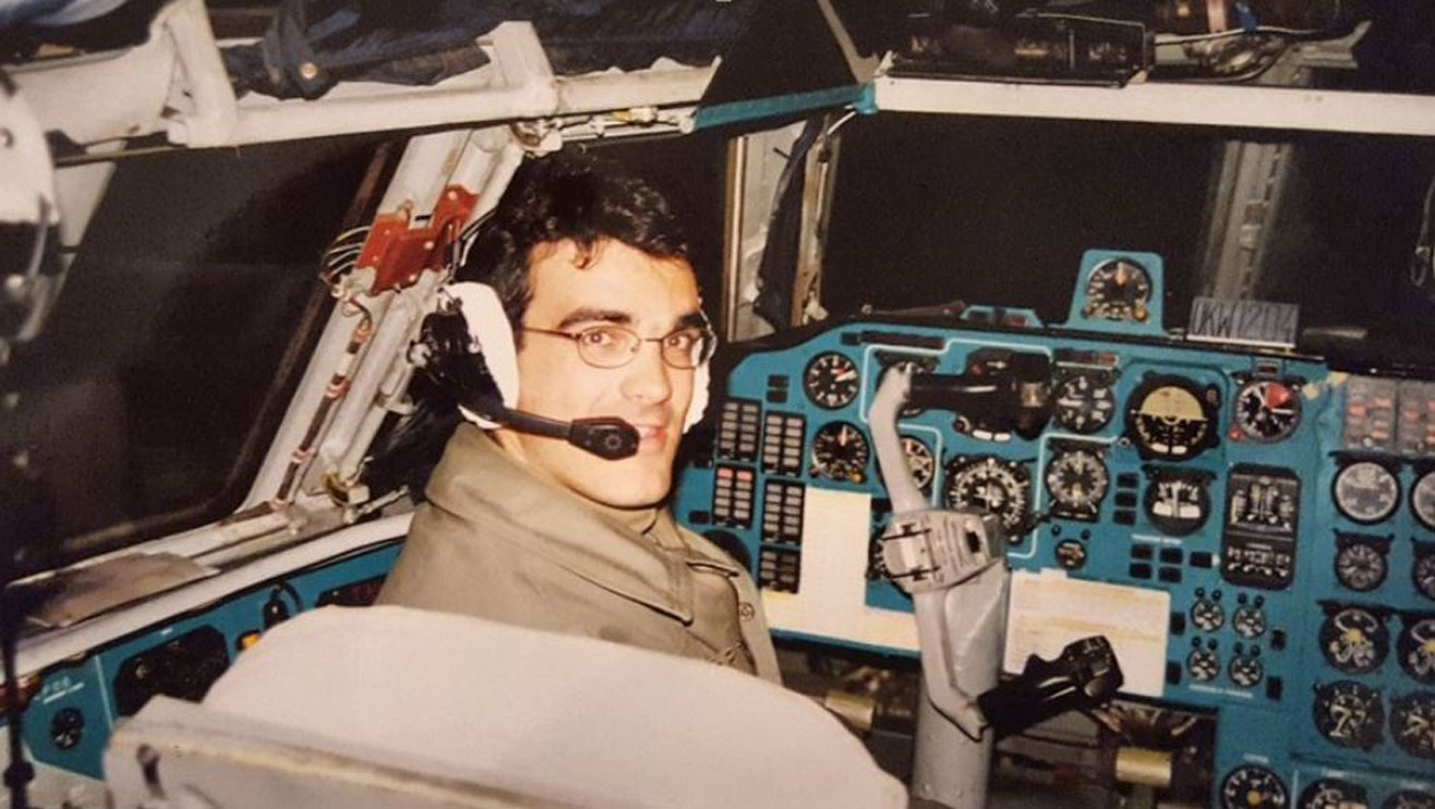 «Ready to take off»: Pius Kessler über Marcus Caduff