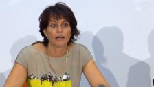 Video «Doris Leuthard äussert sich zur Energiestrategie 2050» abspielen