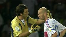 Video «1000 Mal Buffon: Die besten Szenen einer beispiellosen Karriere» abspielen