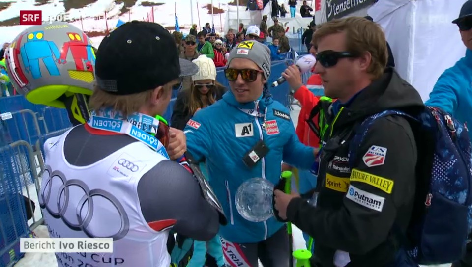 Ski: Weltcup-Final, Riesenslalom Männer