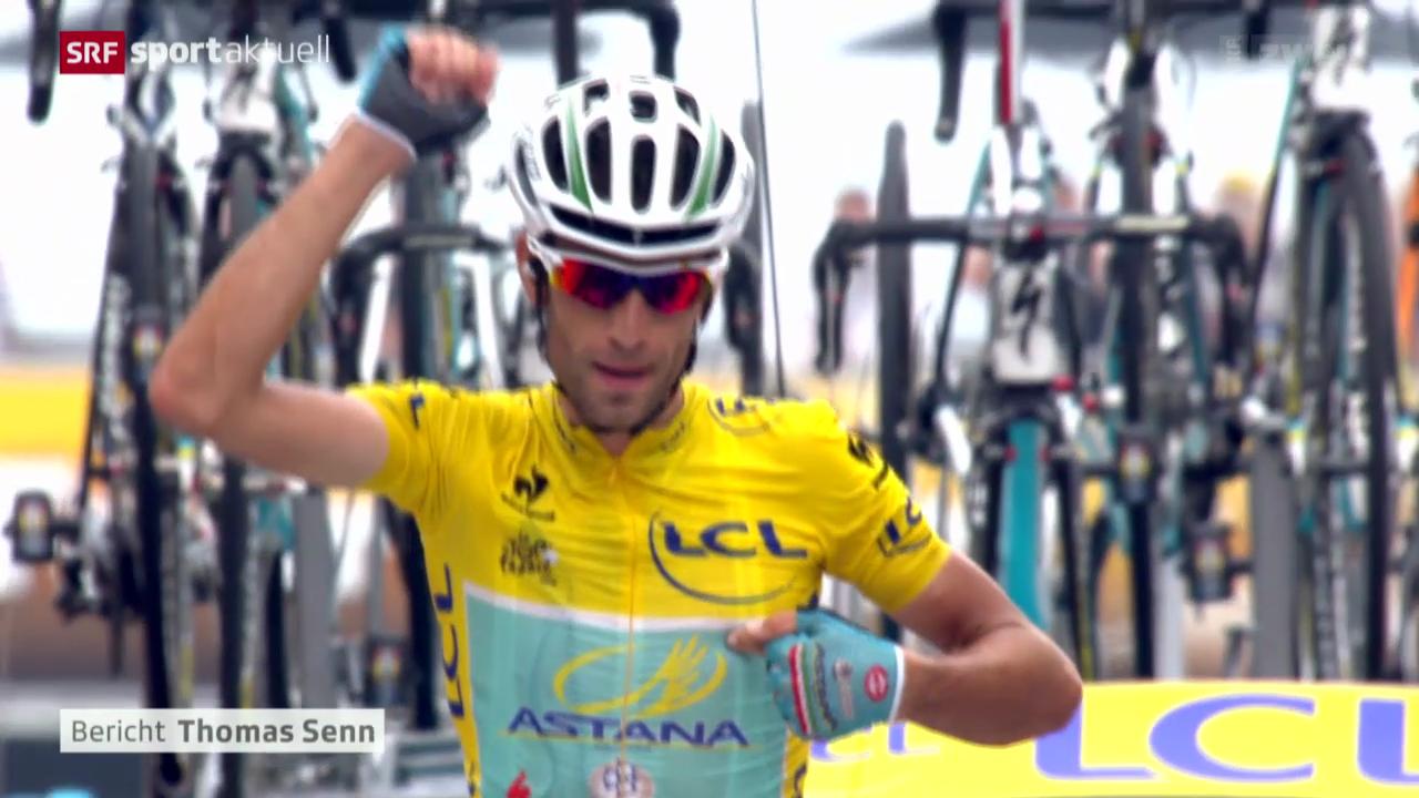 Rad: Tour de France, 18. Etappe
