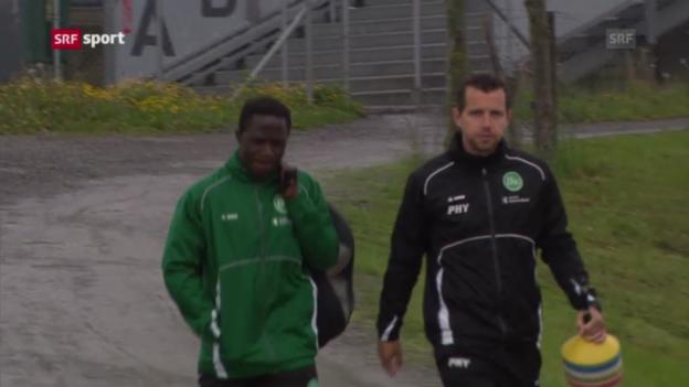 Video «Super League: Keitas Weg zurück («sportaktuell»)» abspielen