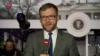 Video «FOKUS: Peter Düggeli zu Trumps Vereidigung – Teil 2» abspielen