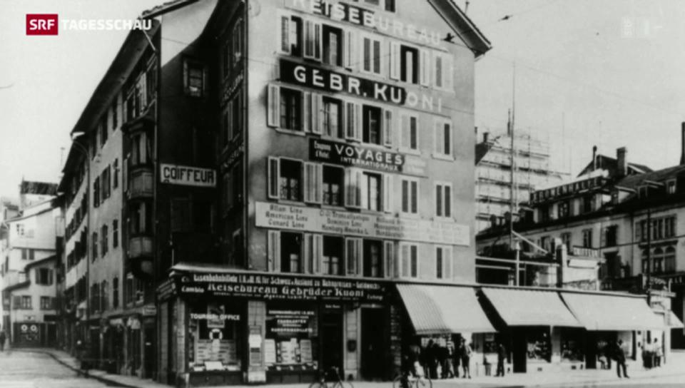 Kuoni – ein 109-jähriges Schweizer Unternehmen